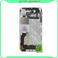 New Middle Mid frame Full Assembly Bezel Housing Mid Frame Part for Iphone 4S 4GS