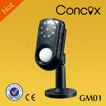 Concox china manufacturer camera module led GM01 wireless camera hunter with MMS & auto call
