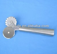 Stainless Steel Customize Logo Pizza Cutter