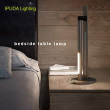 China factory simple design adjustable natural daylight bed side lamp IPUDA Lighting
