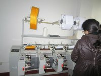 FEIHU yarn winding machine textile machinery for air covering yarn
