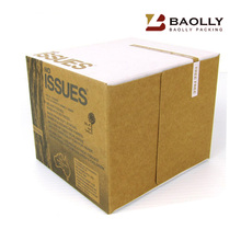 custom printed shipping corrugated Moving Boxes
