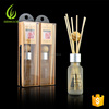 Home Perfume Reed / Rattan Diffuser With Rattan Sticks
