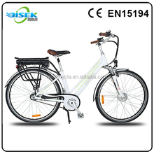Good price electric city bike 700CC tyre moped with inner 3-speed gear