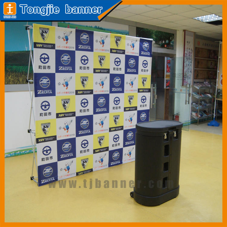 Hot Selling Aluminum Trade Show Pop Up Display for Event Display
