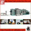Advanced processing PS foaming sheet plastic extrusion line