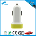Quick charger single usb car charger 9V 2A with smart IC