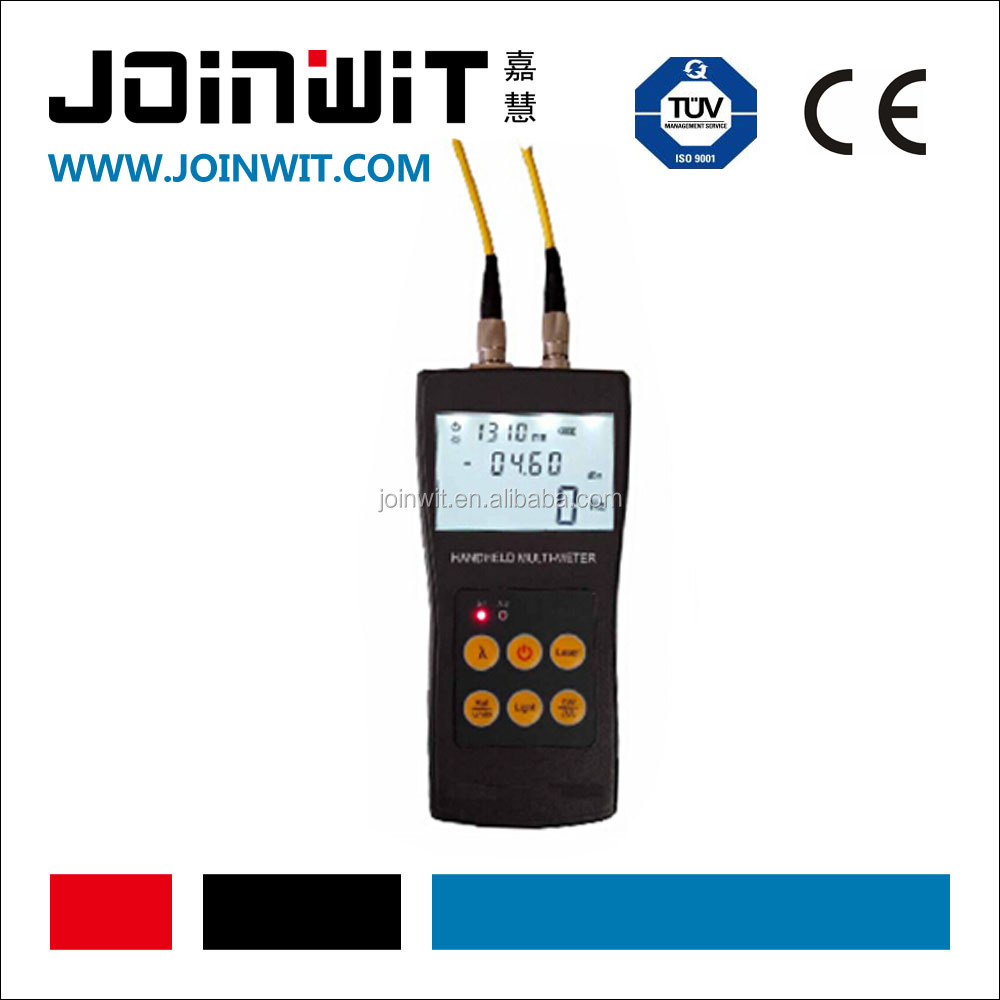Multi-fonction optical multimeter / Mini USB 5Vadapter /FC(Optional)CW,270Hz,1KHz,2KHz