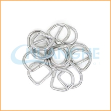 Hot sales Various type 2 inch metal d ring
