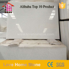 Alibaba Best Wholesale Interior Decoration White Crystal Marble Stone Wall Tiles