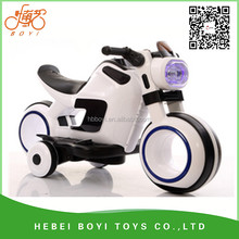new electric toy child space motor electric motorcycle for children with lights and music