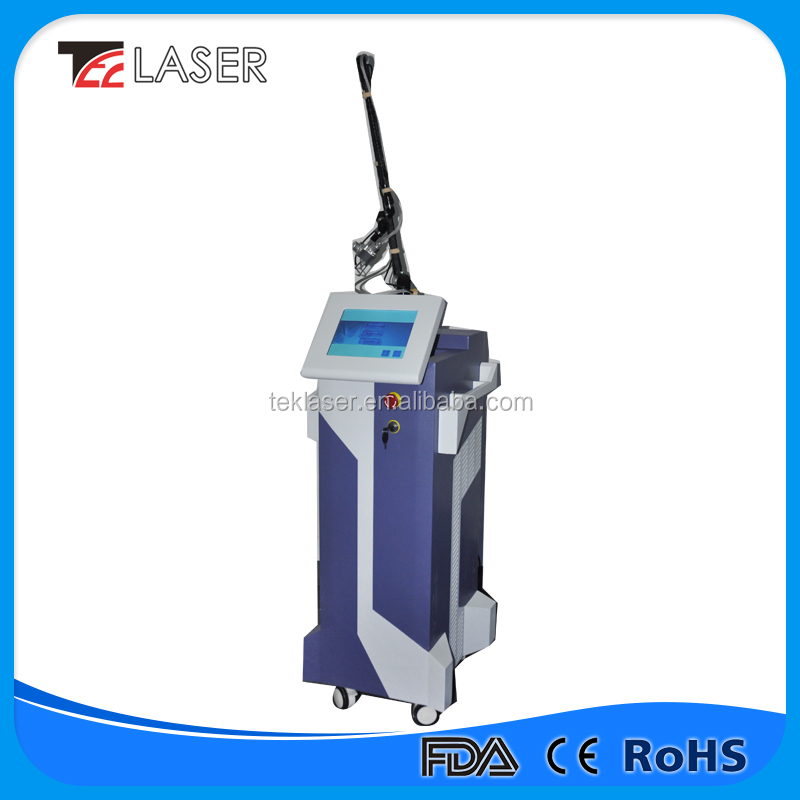 2016 Fractional CO2 laser Vaginal Tightening & skin tightening Machine for hot sale