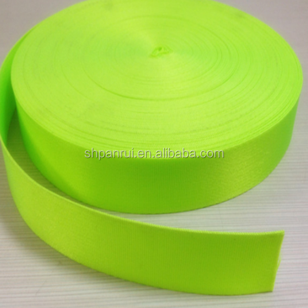 Pressed Flower Pattern Woven Tape Polyester Embossed Elastic Webbing For Shoe