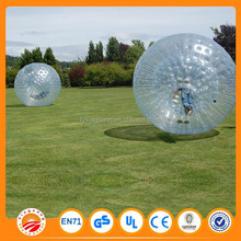 Zorb ball manufacturer from China body zorb for sale