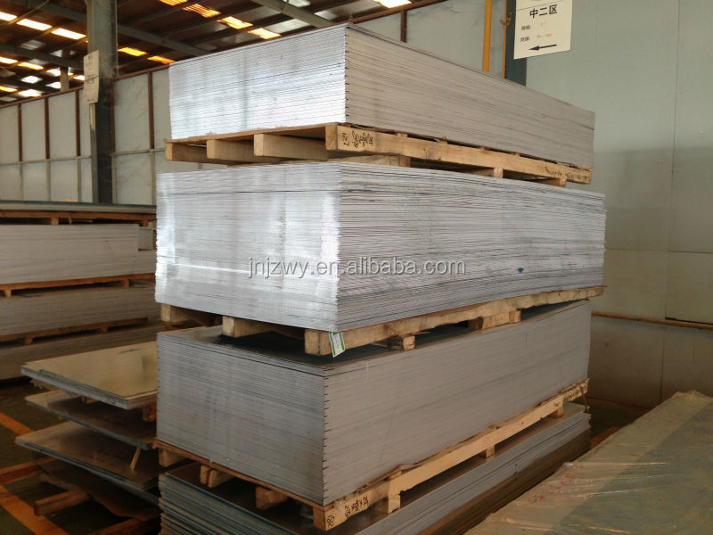 Hot sale cnc milling machined aluminum alloy 7075 t6 plate