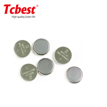 Wrist Watch Battery Blister Cards 5pcs CR1225 coin cell battery