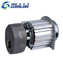 Reasonable & acceptable price factory supply 48v 4kw dc electric motor