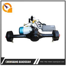 2000W Electric rear axle electric motor and controller cargo tricycle spare parts