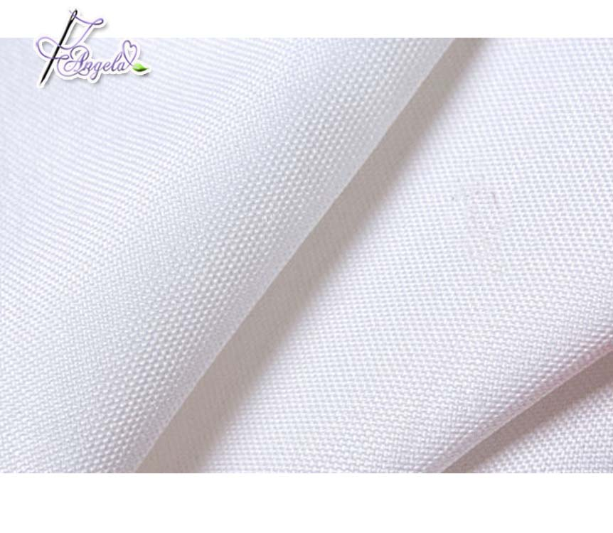 wrinkle-free seamless 120 inch white round table cloth visa basic polyester oversized table linens