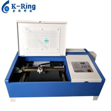KR40B Mini Desktop CNC Laser Engraving Cutting Machine 40W