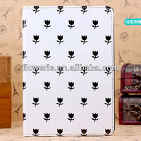 FL3359 2014 Guangzhou high quality stand wallet leather flip case cover for apple ipad mini