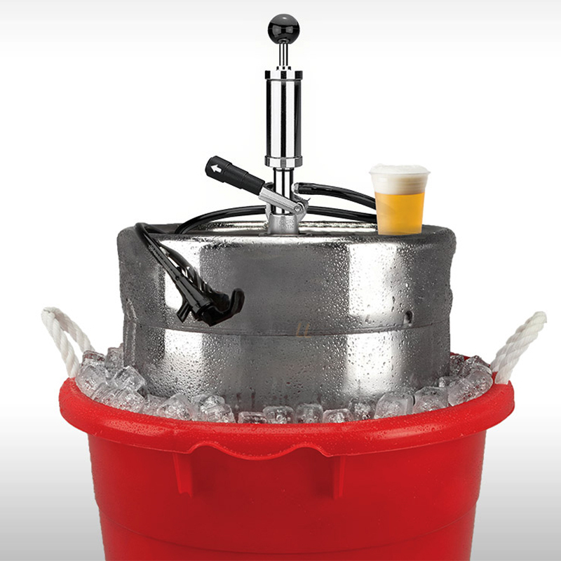 Premium Keg Tap, Heavy Duty Draft Beer Picnic Keg Party Beer Pump, Us Sankey A G S D System Keg Tapping