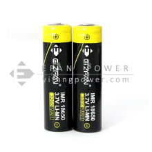 High capacity Efan new 18650 3200mah 3.7V 35A IMR High drain rechargeable Button top battery