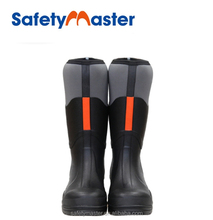 Safetymaster black hammer high ankle sport style safety shoes