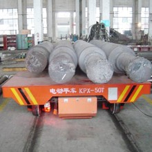 CE approved shipyard steel pipe Heavy duty Transporters for transfer cart