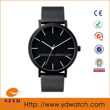 stainless steel fashion japanese wrist watch brands quartz stainless steel back watch