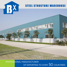 Fewer Materials High Quality light steel mobile warehouse