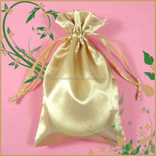Custom Lavender Drawstring Satin Sachets Bags -Great for Party/ Shower favors