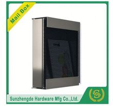 SMB-067SS New Design Wall Mounted Plastic Curve Itellegient Mailboxes