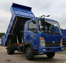 China cheap 4x2 2.5 tons mini truck tipper truck for sale