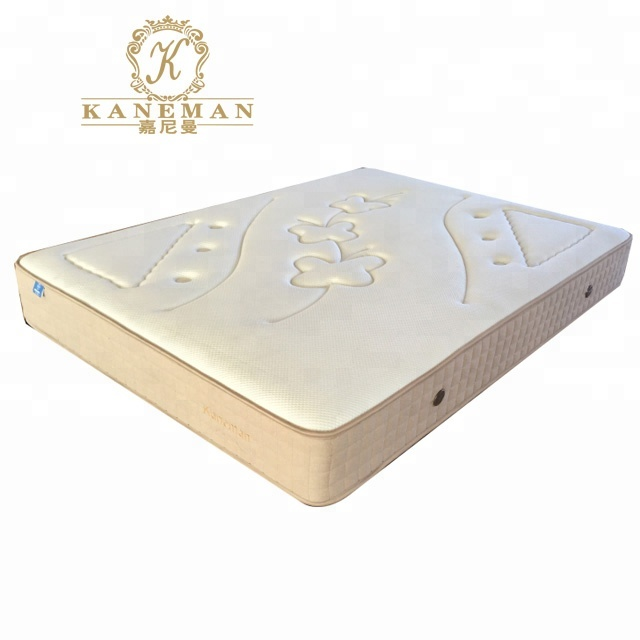 Comfortable tight top pocket spring king mattress - Jozy Mattress   Jozy.net
