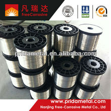 high quality Inconel 600 nickel alloy welding wire for sale