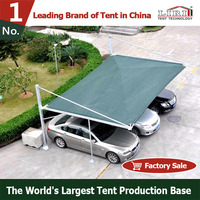 Steel Car Parking Shed for Sport, Family party and Exhibition