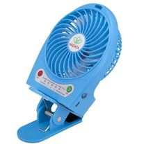 Usb fan with led light ,HLuy 16 inch hot new products stand fan