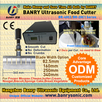 Ultrasonic automatic industrial electric onion and vegetable slicing cutter