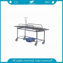 AG-SS030 CE&ISO SS material probable medication water bottle trolley