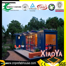 Navy Blue shipping house container