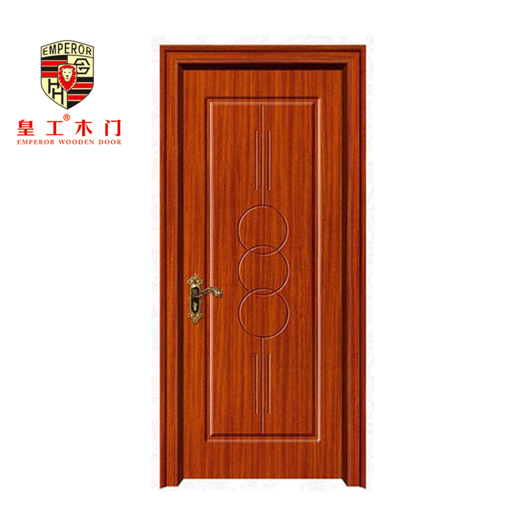 <strong>Ash</strong> Veneered well design pvc door skin