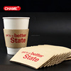 hot sale 8oz 12oz 16oz custom printed coffee paper cup with lids and sleeves