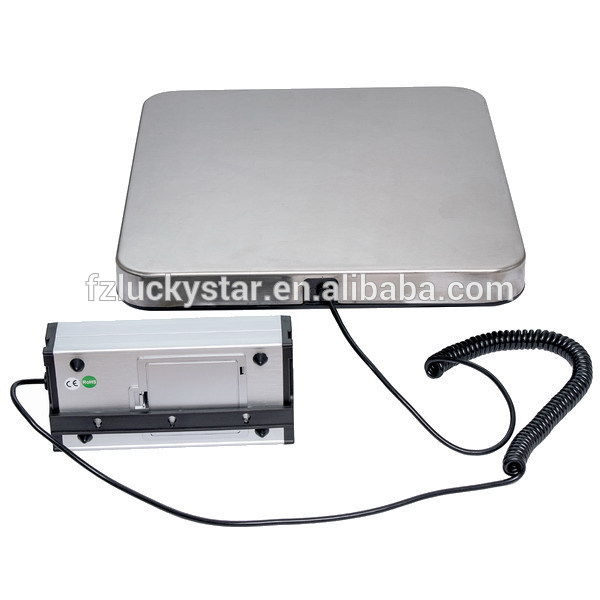Portable electronic digital parcel shipping scale,postal scale 4.0 60KG/20g