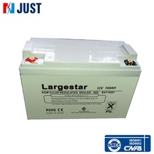High performance durable dry cell lead acid ups battery