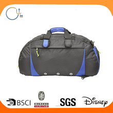 Online Polyester Material Mens Duffel Travel Bag