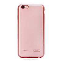 ultrathin Battery case for 6Plus/6S Plus, charger case for phone 6plus/6S Plus