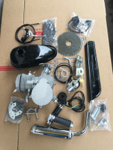 Wuyi Hengying factory 2 stroke motorized bicycle gas engine kit 80cc 49cc 66cc