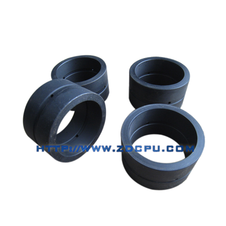Custom nonstandard eco-friendly plastic guide bushings
