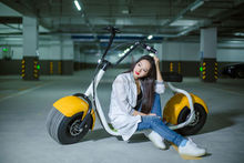 Factory supply folding electric scooter mobility scooter for adults electric motorcycle